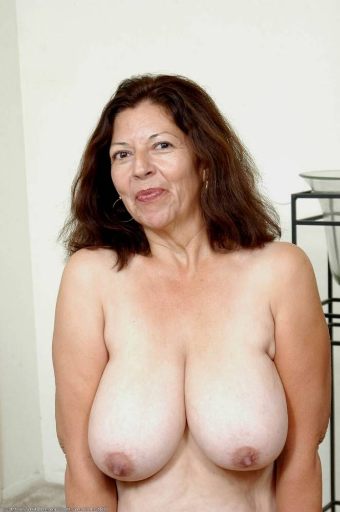 Mature in the woods and pic