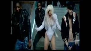 Lady Gaga - (порно видео клип)