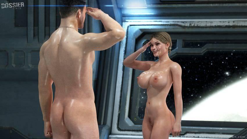 Порно В Космосе Девушки