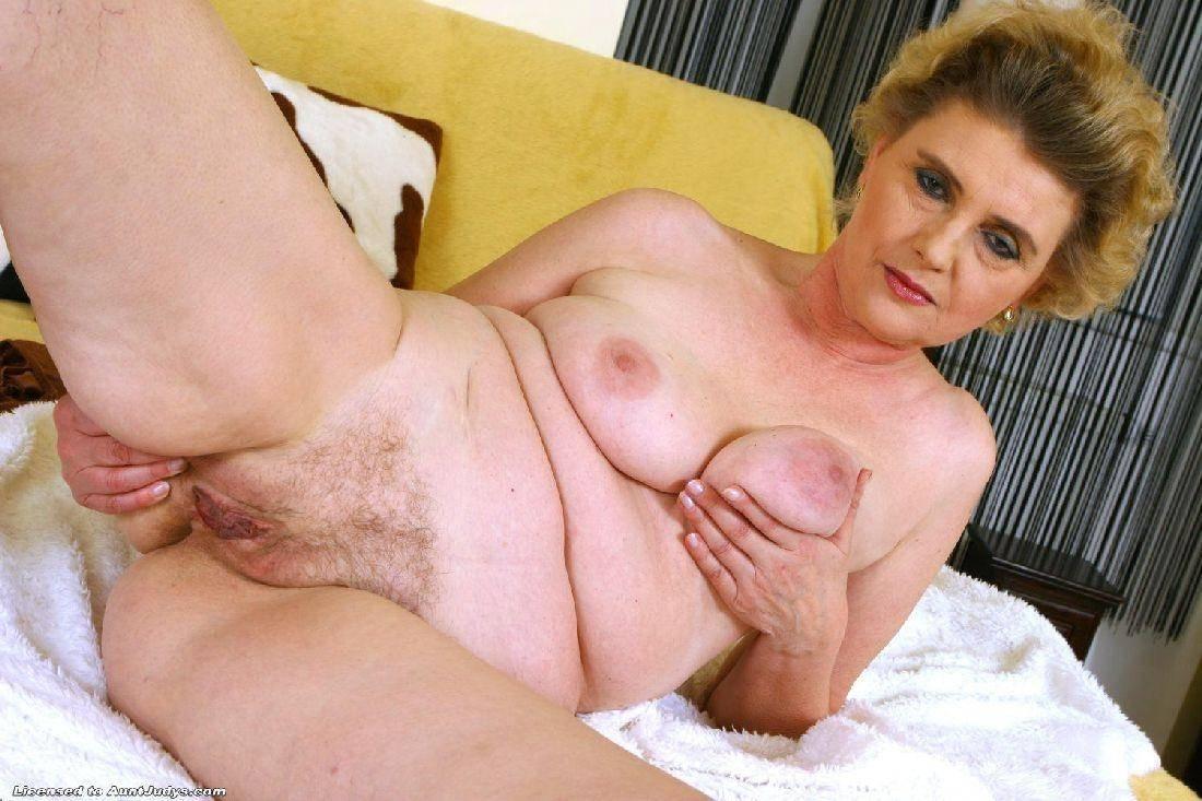 Nude beach granny