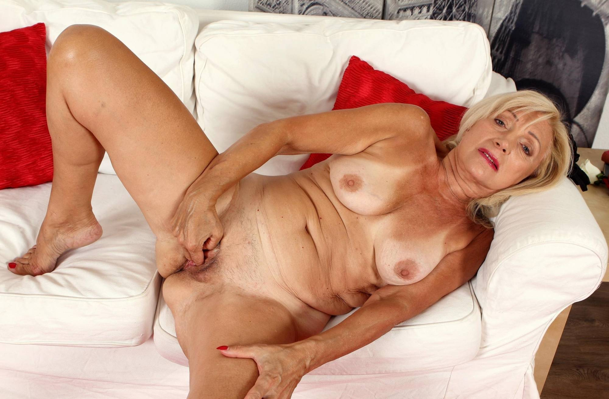 Hot nude older women