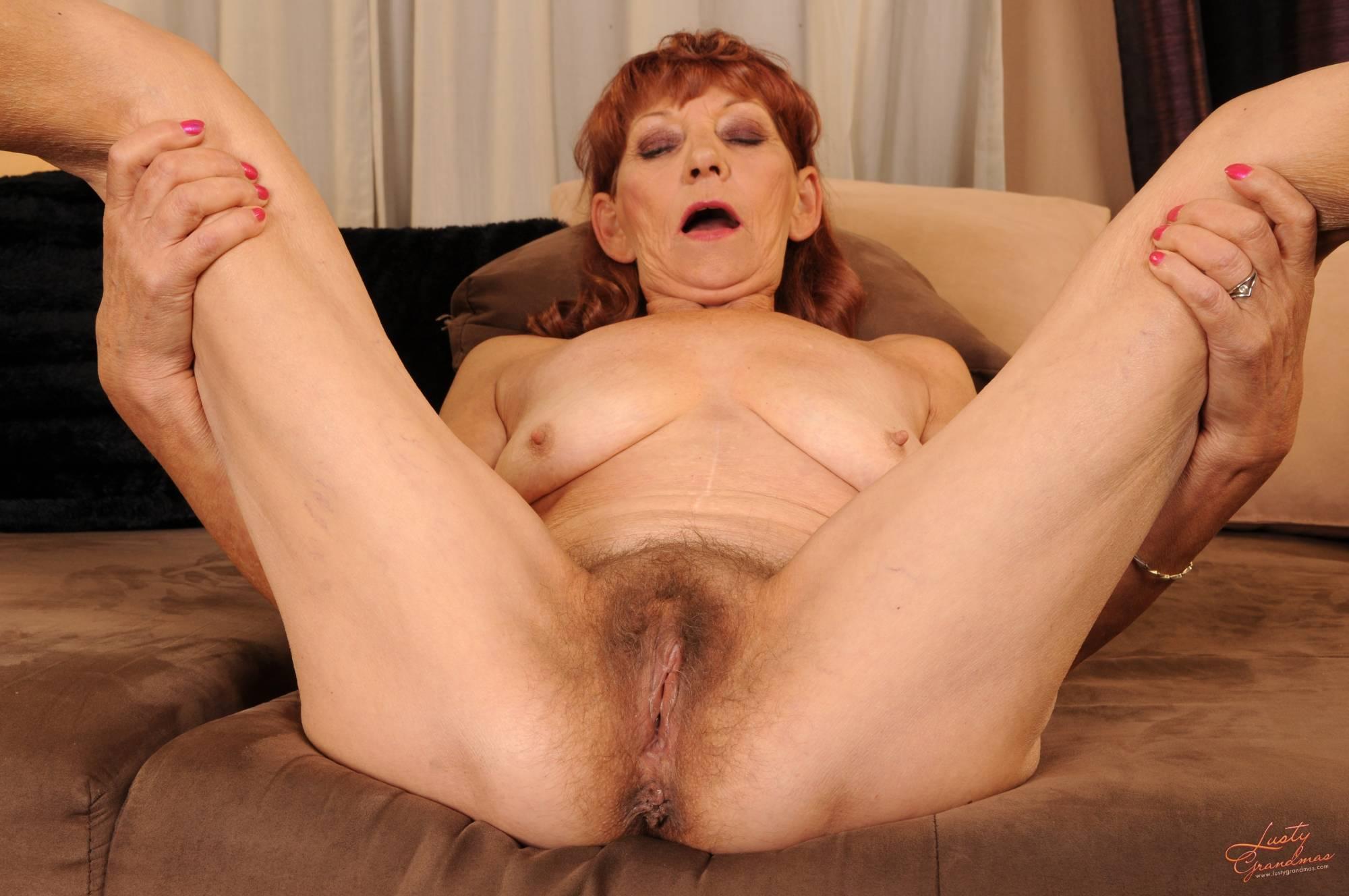 Mature Hairy Naked Ladies