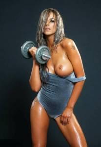 Голые красавицы спортсменки (фото)
