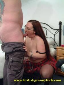 Муж ебет бывшую толстую жену в очках - фото